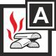Gaśnica do grupy pożarów A (drewno, materiały, itp.)