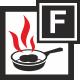 Gaśnica do grupy pożarów F (tłuszczów i olejów)